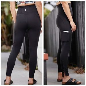 FREE PEOPLE High-Rise Ankle Length Flex It Legging